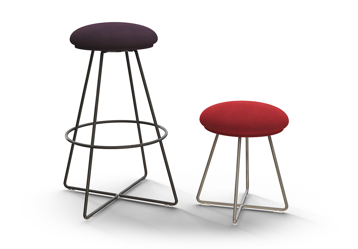 Low & High Stools