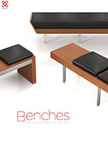 Nevins Benches Brochure