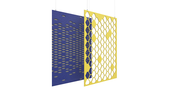 Ariel Acoustic Hanging Panels
